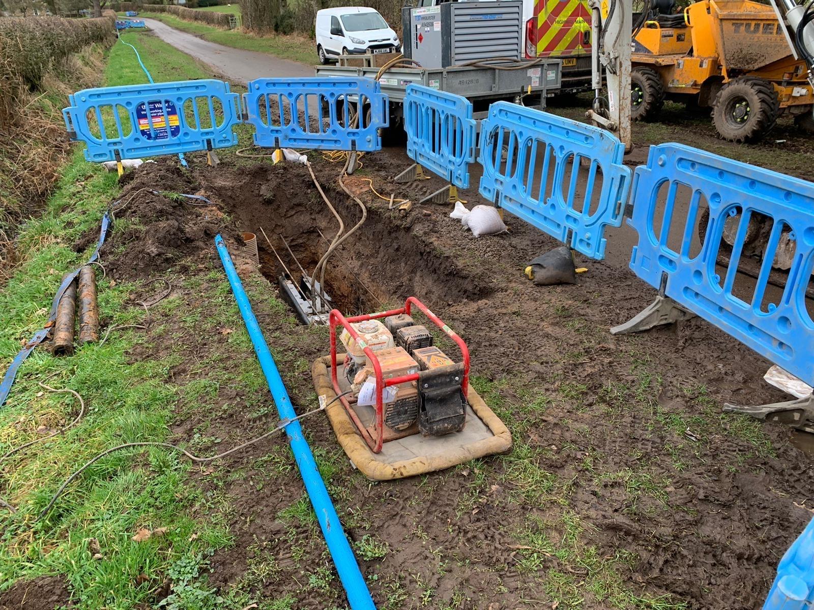 Commercial Water Repairs snd Maintenance Work