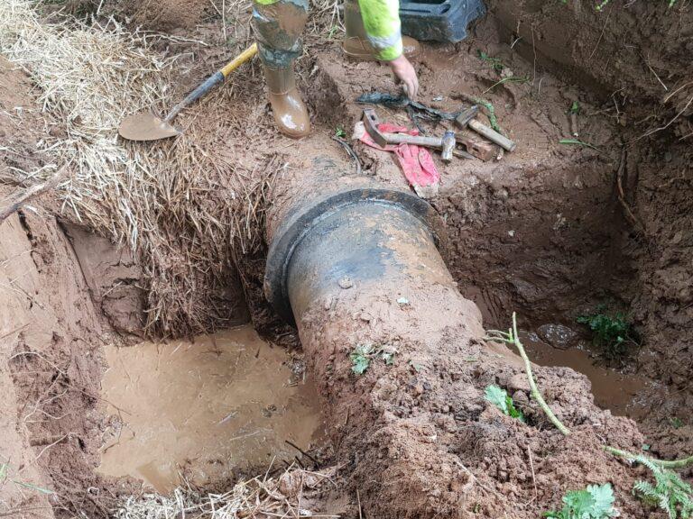 Pipe Bursting Repair Services