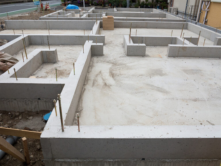 Domestic Groundworks Foundations